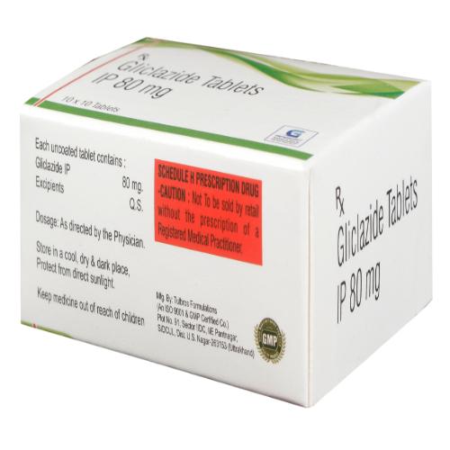 GLICLAZIDE 80 MG