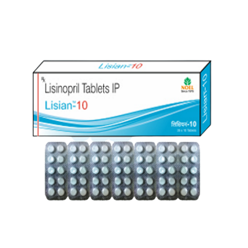 LISINOPRIL 10 MG