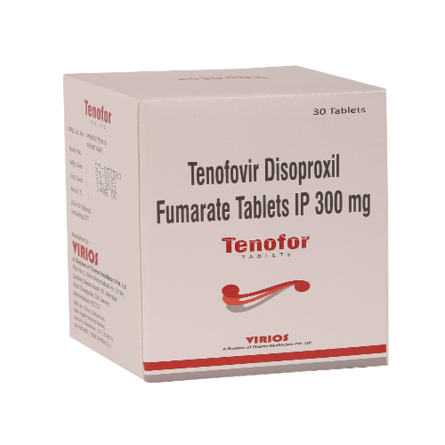 TENOFOVIR DISOPROXIL FUMARATE 300 MG