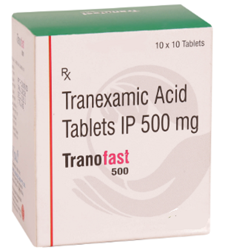 TRANEXAMIC ACID 500 MG