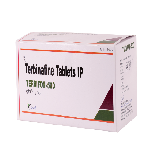 TERBINAFINE 500 MG