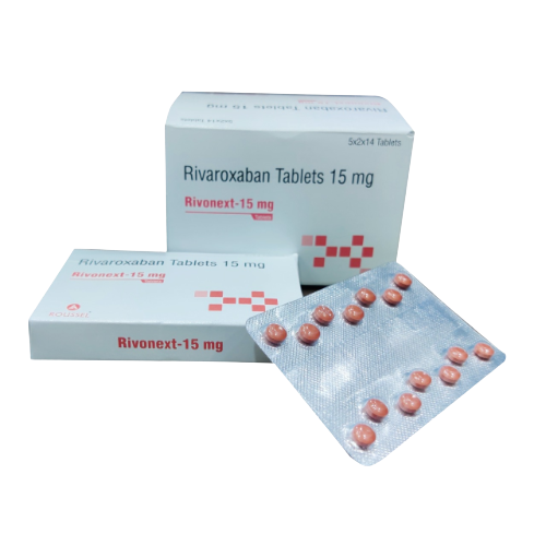 RIVAROXABAN 15 MG