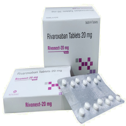 RIVAROXABAN 20 MG