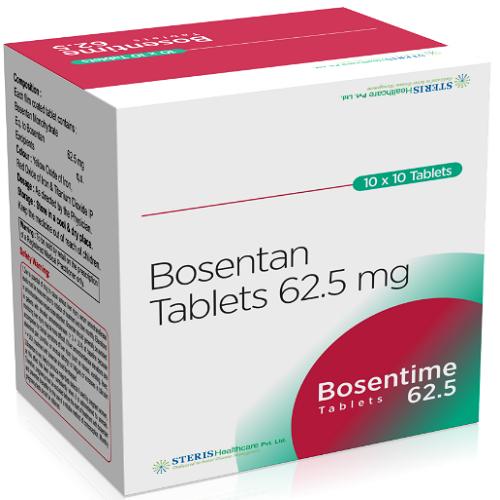 BOSENTAN 62.5MG