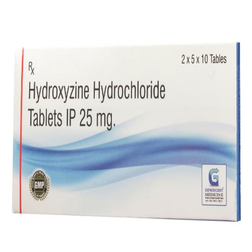 HYDROXYZINE 25 MG