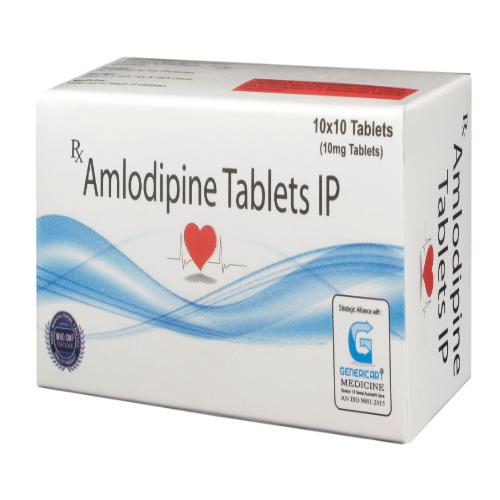 AMLODIPINE 10 MG