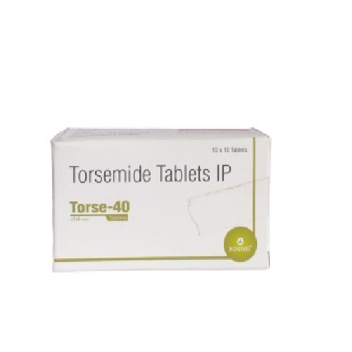 TORSEMIDE 40 MG
