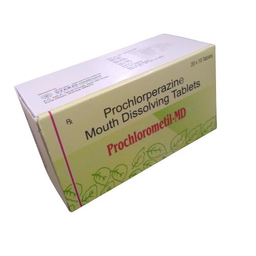 PROCHLORPERAZINE MALEATE 5 MG (MD)