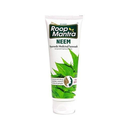 ROOP MANTRA NEEM FACE WASH(50ML)