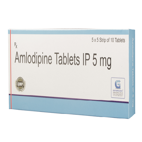 AMLODIPINE 5 MG