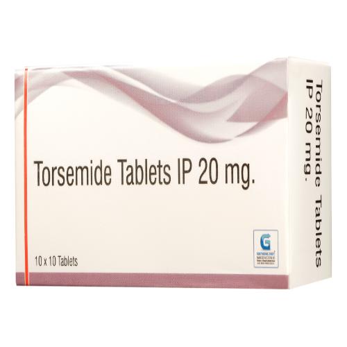 TORSEMIDE 20 MG