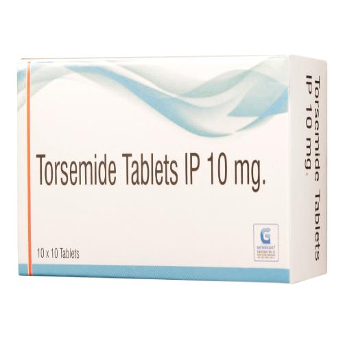 TORSEMIDE 10 MG