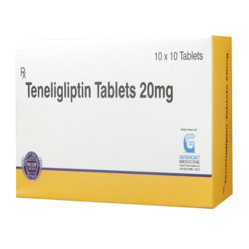 TENELIGLIPTIN 20 MG