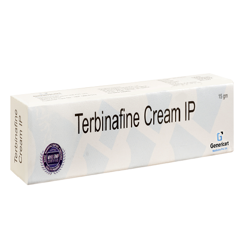 TERBINAFINE HYDROCHLORIDE 1% W/W