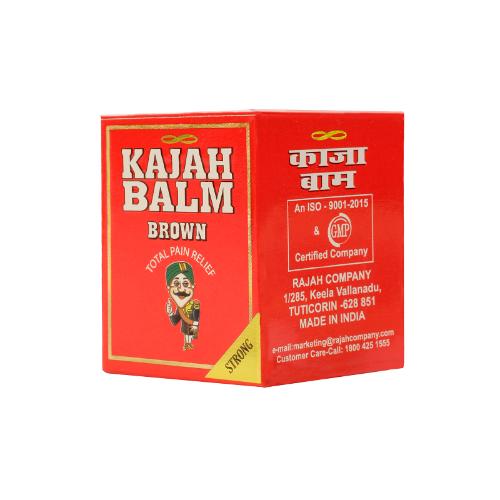 KAJAH BALM BROWN