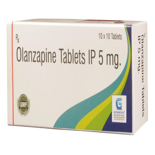 OLANZAPINE 5 MG