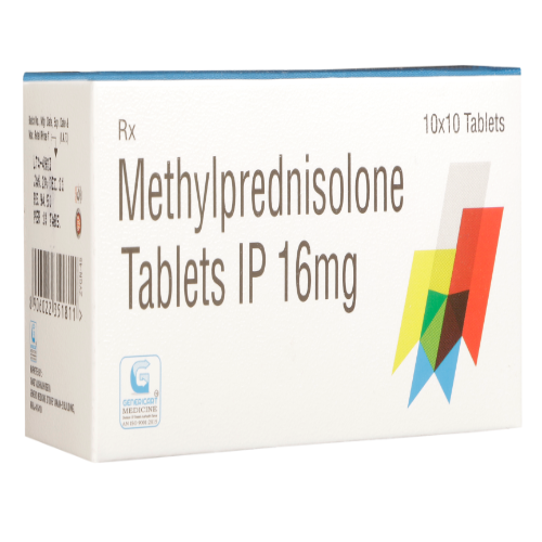 METHYLPREDNISOLONE 16 MG