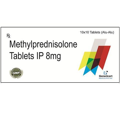 METHYLPREDNISOLONE 8 MG