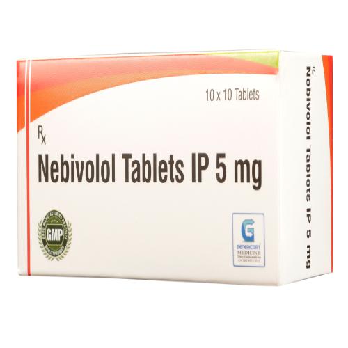 NEBIVOLOL  HYDROCHLORIDE 5 MG