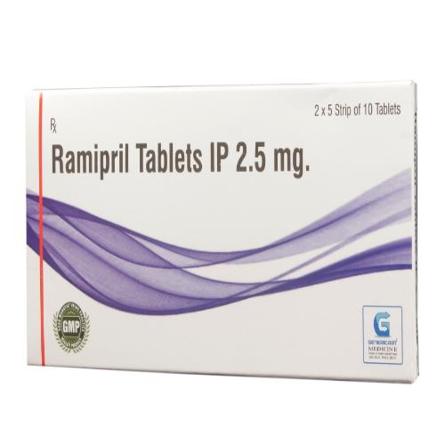 RAMIPRIL 2.5 MG