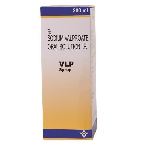 SODIUM VALPROATE 200 MG/5ML  200 ML