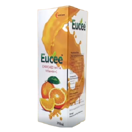 ENRICHED WITH VITAMIN-C 210 ML (ENERGY DRINK)