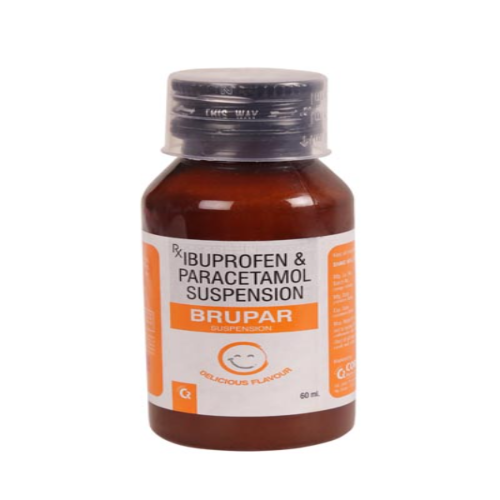 IBUPROFEN 100 MG+ PARACETAMOL 125 MG 60 ML
