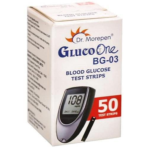 BLOOD GLUCOSE 50 STRIP