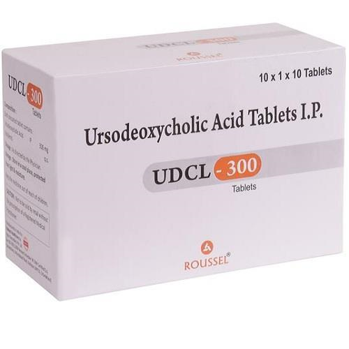URSODEOXYCHOLIC 300 MG