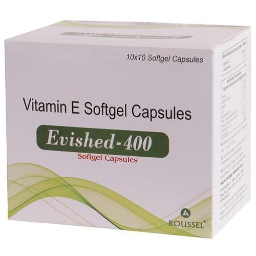 VITAMIN E SOFTGEL CAP
