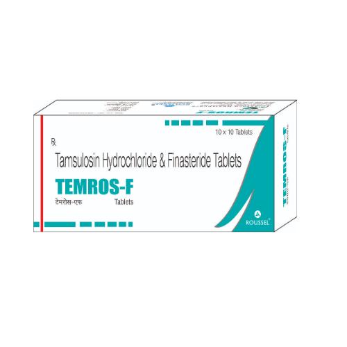 TAMSULOSIN 0.4 + FINASTERIDE 5 MG
