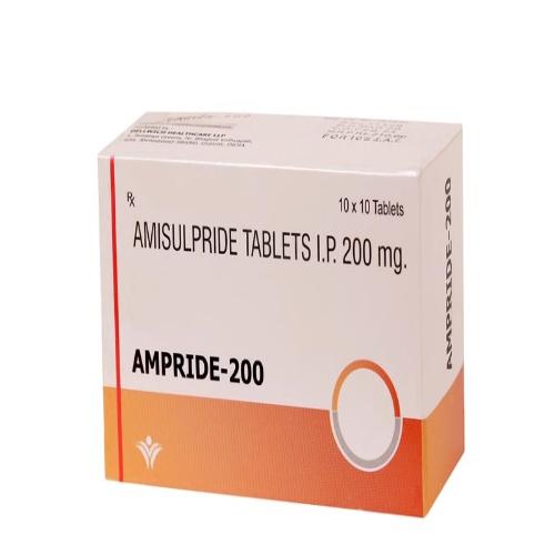 AMISULPRIDE 200 MG