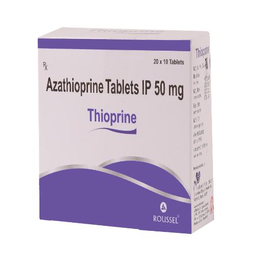 AZATHIOPRINE 50 MG