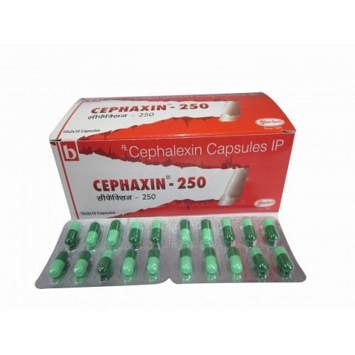 CEFALEXIN 250 MG