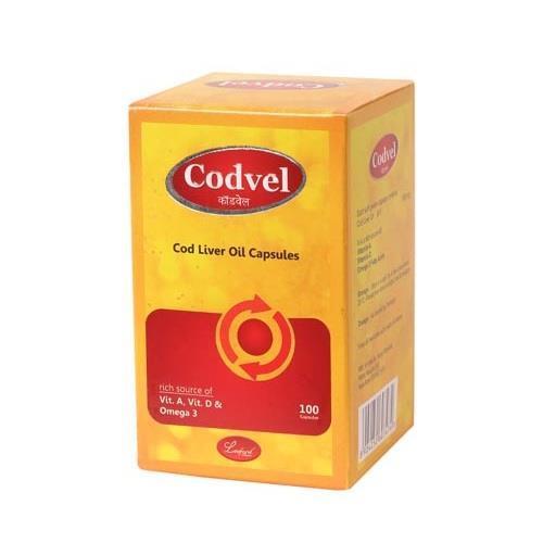 COD LIVER OIL 300 MG