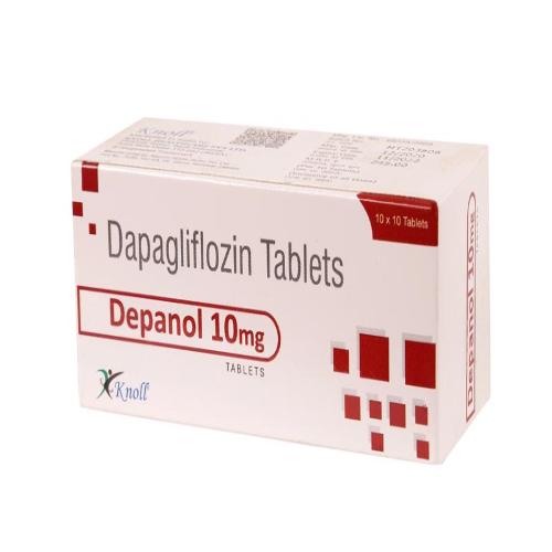 DAPAGLIFLAZIN 10 MG
