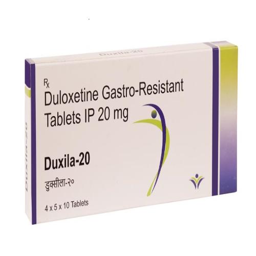 DULOXEPTINE 20 MG