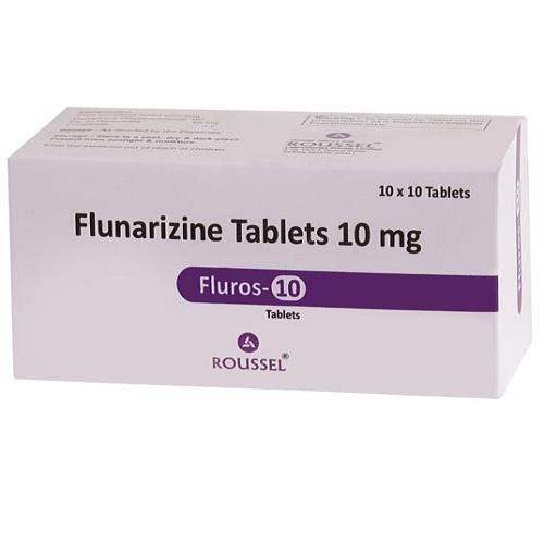 FLUNARIZINE 10 MG