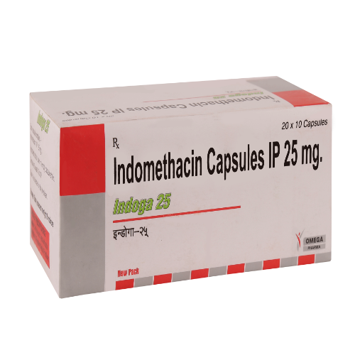 INDOMETHYCIN 25 MG