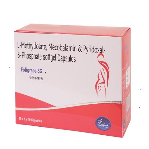 L-METHYLFOLATE 1 MG + MECOBALAMINE 1500 MCG + PYRIDOXAL 5 MG + PHOSPHATE 500 MCG