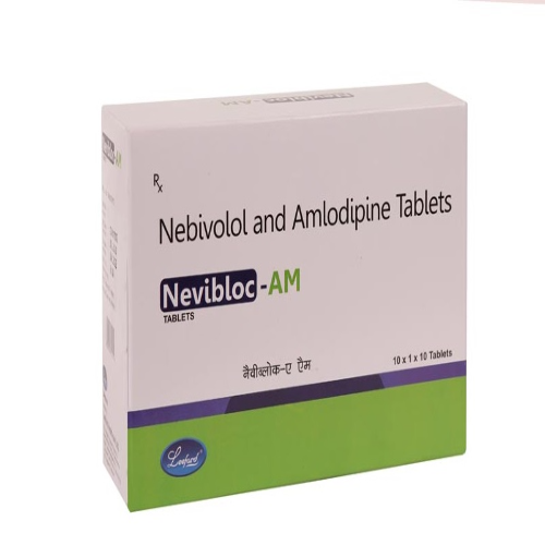NEBIVOLOL 5 MG +  AMLODIPINE 5 MG