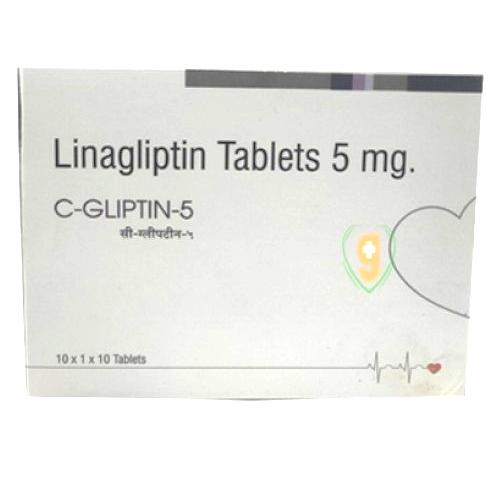 LINAGLIPTIN 5 MG