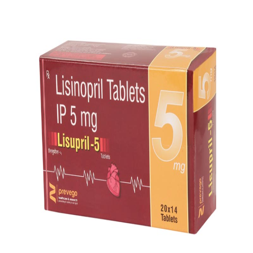 LISINOPRIL 5 MG