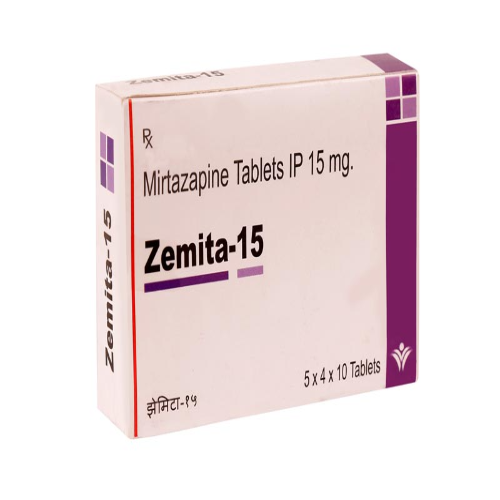 MIRTAZAPINE 15 MG