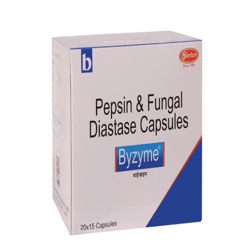 PEPSIN 12.50 MG + DIASTASE 18.75 MG