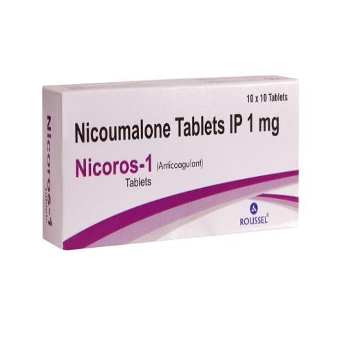 NICOUMALONE 1 MG