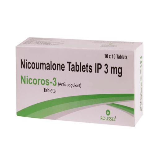 NICOUMALONE 3 MG