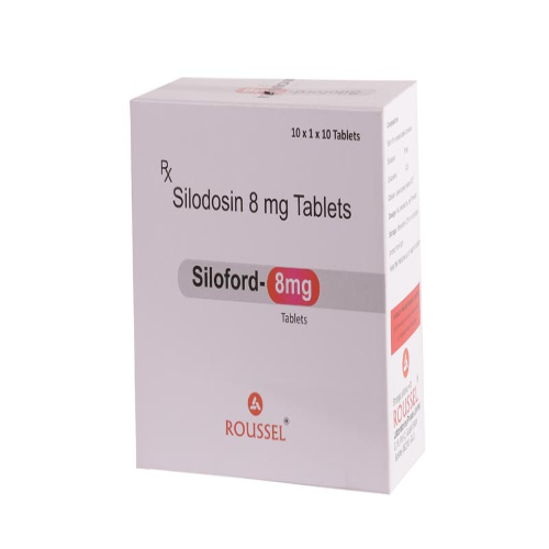 SILODOSIN  8  MG