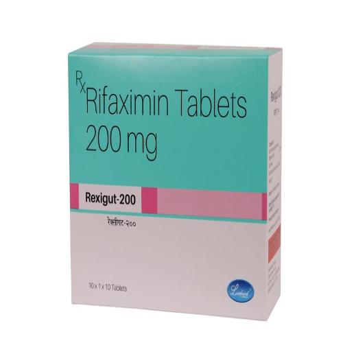 RIFAXIMIN 200 MG