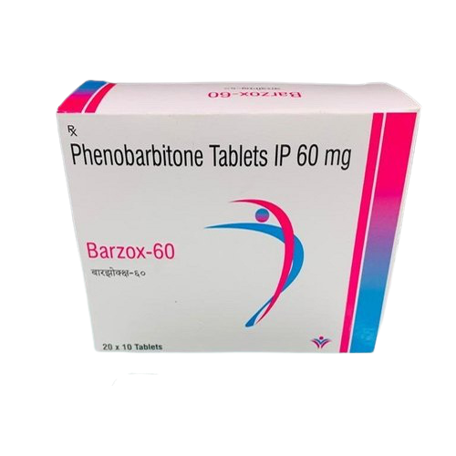 PHENOBARBITONE 60 MG